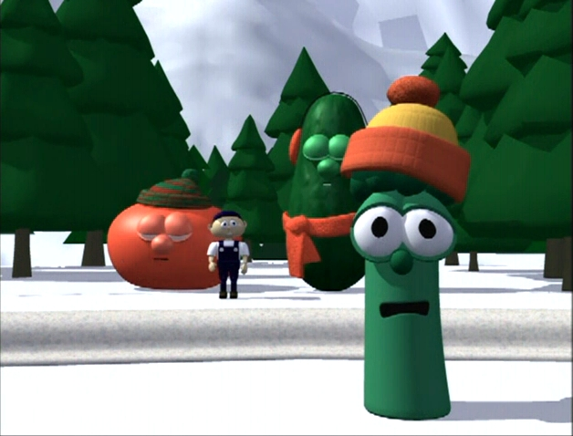 veggie tales the toy that saved christmas 16jpg - The Toy That Saved Christmas
