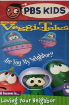 Are You My Neighbor PBS Kids Front Cover