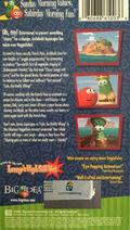Lyle The Kindly Viking Sesame Workshop Back Cover