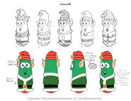 VeggieTales-MerryLarry-Turns-Larry