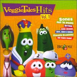 VeggieTales Hits Vol. 1 CD