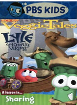 Lyle the Kindly Viking PBS Kids Front Cover