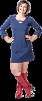 Marianne Devriese als Evy Hermans