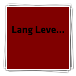 Lang Leve...Icon