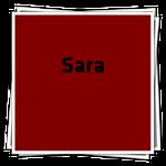 SaraIcon