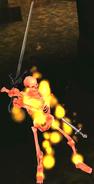 Skeleton Bastard Fire