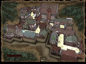Temesvar map