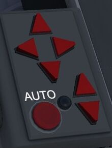 Joystick Adjustment Buttons