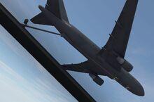 Air-to-air tanker 2