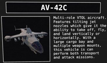 AV-42C