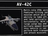 AV-42C Kestrel