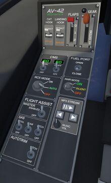Avionics Controls