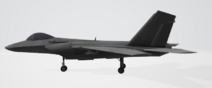 FA-26B Side