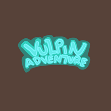 Vulpin Adventure Logo