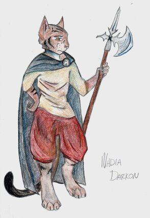 Nadia darkon by tseegadu-d6bho3o