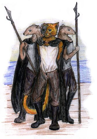 File:The MinoMis and His Guards by Tseegadu.jpg