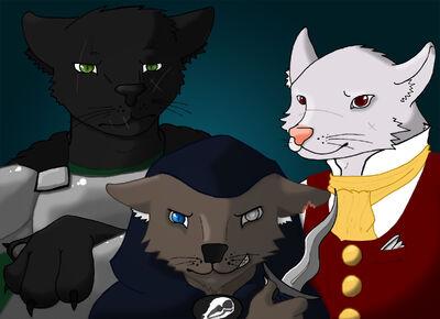 The VI Trio -DA-
