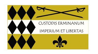 Stoatorian Flag by teltoli