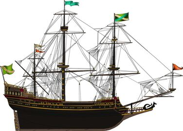 The Blackship by calria