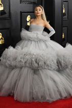 Ariana Grande no Grammy Awards 2020