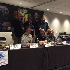 James R. Tuck, Dacre Stoker, Darrell Grizzle, Scott Sigler, Larry Correia, Keith R.A. DeCandido