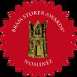 Bram Stoker Award Nomine-badge