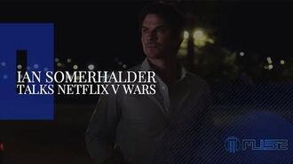 Ian Somerhalder Talks Netflix V Wars with Emerson Unger