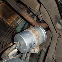 Fuel Filter | VW Eurovan Wiki | FandomVW Eurovan Wiki - Fandom