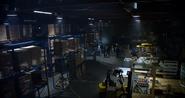 Lyndhurst warehouse