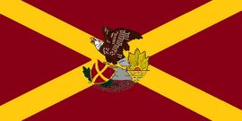 Chicago Kingdom Flag