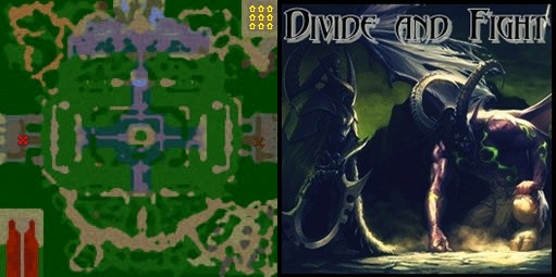 Divide and Fight