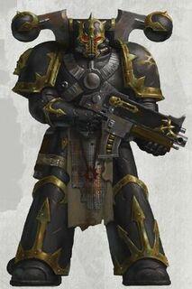 CSM Black Legion