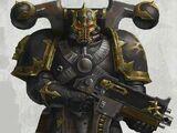 Liste des Bandes de Guerre Hereticus Astartes
