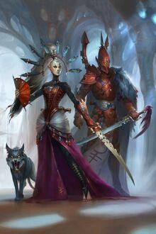 Ynnari Heroes