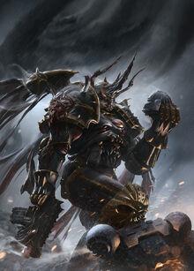 Possédé Black Legion