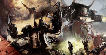 Vehicles-Orks