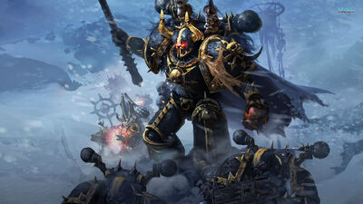 Black Legion Chaos Lords