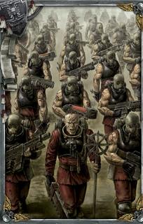 Hereticus Militarum Stigmartus