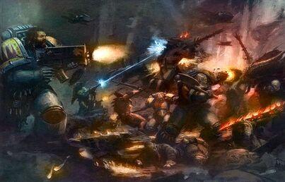 Première guerre d'armagédon