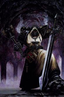Dark Angel Chaplain