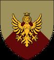 Blason Zashanis d'Argekhan pré-Imperium