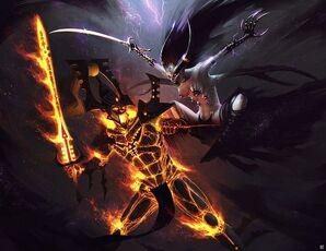 Avatar de Khaine vs Gardien des Secrets