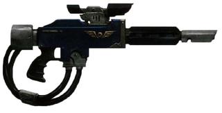 Hellgun modèle ryza
