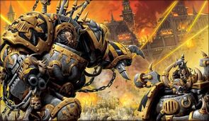 Iron Warrior 7