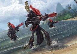 Wraithguard Arach-Qin