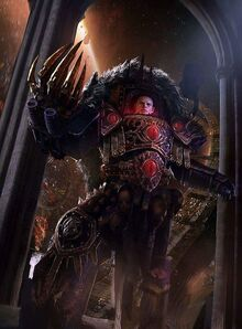 Horus Lupercal, Primarch of the Sons of Horus