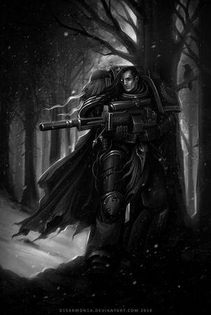 Raven Guard Sniper