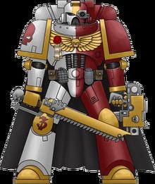 Metaguardians Capitaine