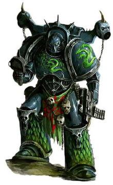 Alpha Legion 2