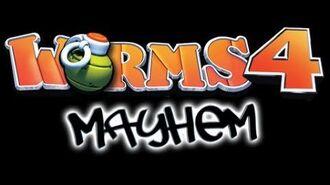 Worms 4 Mayhem Прохождение 3 Выпуск